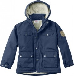 Fjällräven Kids Greenland Winter Jacket Blueberry