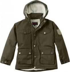 Fjällräven Kids Greenland Winter Jacket Dark Olive