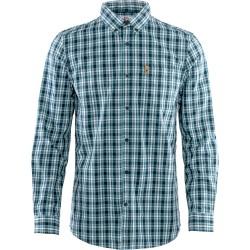 Fjällräven Mens Övik Shirt L/S, XL, DUSK/042