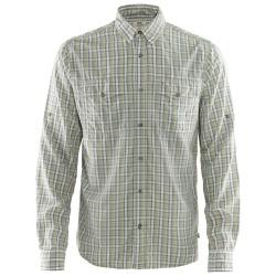 Fjällräven Mens Abisko Cool Shirt L/S, XXL, SHARK GREY/016