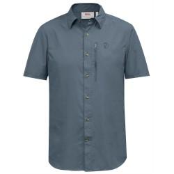 Fjällräven Mens Abisko Hike Shirt S/S, S, DUSK/042