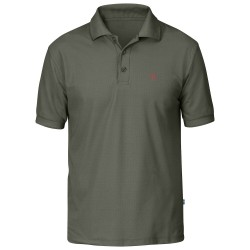 Fjällräven Mens Crowley Pique Shirt, XS, MOUNTAIN GREY/032