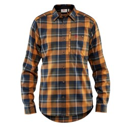 Fjällräven Mens Fjällglim Shirt, L, DEEP FOREST/662