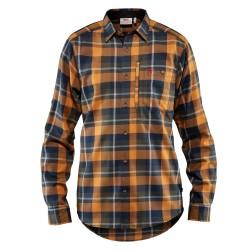 Fjällräven Mens Fjällglim Shirt, M, DEEP FOREST/662