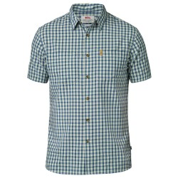 Fjällräven Mens High Coast Shirt S/S, S, UN BLUE/525