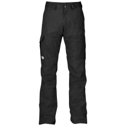 Fjällräven Mens Karl Pro Trousers, 56, BLACK/550