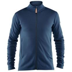 Fjällräven Mens Keb Wool Sweater, S, STORM/638