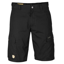Fjällräven Mens Ruaha Shorts, 46, DARK GREY/030