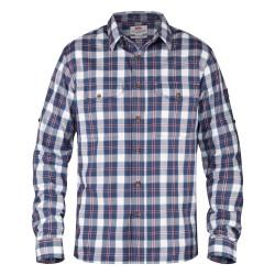 Fjällräven Mens Singi Flannel Shirt L/S, XXL, UNCLE BLUE/520