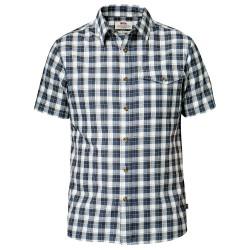 Fjällräven Mens Singi Shirt S/S, L, UNCLE BLUE/520