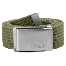 Fjällräven Merano Canvas Belt, ONE SIZE, GREEN/620