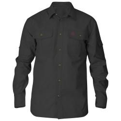 Fjällräven Ms Singi Trekking Shirt L/S, XXL, DARK GREY/030