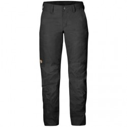 Fjällräven Nilla Trousers Womens, Dark Grey