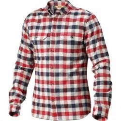 Fjällräven Skog Shirt Mens, Red