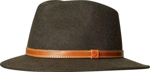 Fjällräven Sörmland Felt Hat Dark Olive XL
