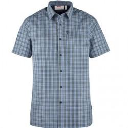 Fjällräven Svante Shirt S/S Mens, Blue Ridge