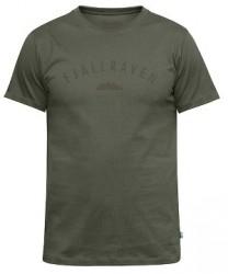 Fjällräven Trekking Eq. T-shirt Mountain Grey