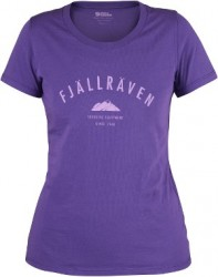 Fjällräven Trekking Eq. T-shirt W Purple