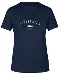 Fjällräven Trekking Equipment T-shirt Dary Navy