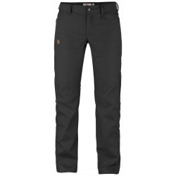 Fjällräven Womens Abisko Shade Trousers, 36, DARK GREY/030