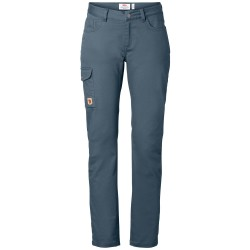 Fjällräven Ws Greenland Stretch Trousers, 38, DUSK/042