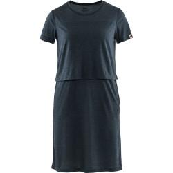Fjällräven Ws High Coast T-shirt Dress, M, NAVY/560