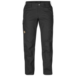 Fjällräven Ws Karla Pro Trousers Curved, 36, DARK GREY/030