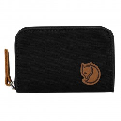 Fjällräven Zip Card Holder, DARK GREY/030