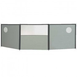 Flex Grey læsejl (460 x 140 cm)