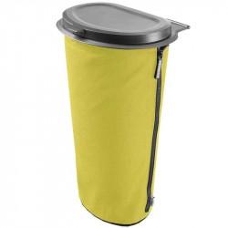 Flextrash affaldsbeholder 9L Gul