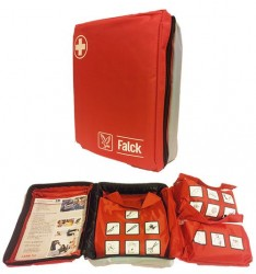 Førstehjælpstaske Falck +