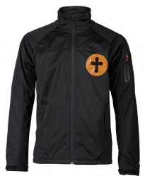 Folkekirken Breeze Softshell Jakke Sort