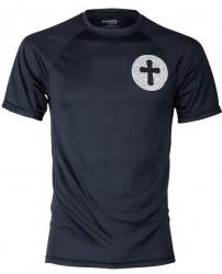 Folkekirken Pace Løbe T-shirt Navy