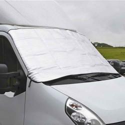 Forrudebeskytter til personbiler