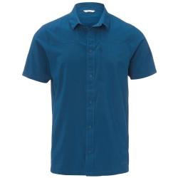 Frilufts Mens Gocta Shirt, S, BLUE OPAL