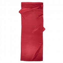 Frilufts Silk Blanket Liner 220x80cm, EARTH RED