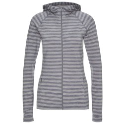 Frilufts Womens Breivann Hooded Jacket, S, DECEMBER SKY