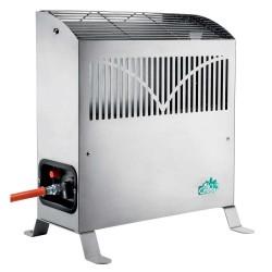 Frosty 2500 gasvarmeovn m/termostat, 2,5 KW