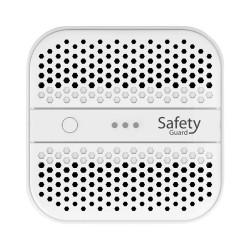 Gasalarm GoCamp Safetyguard NG3 Hvid