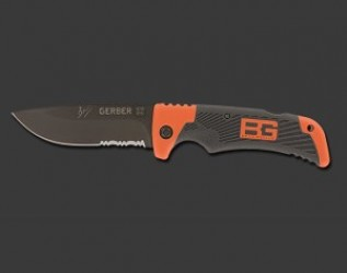Gerber BG Survival Scout, Drop Point