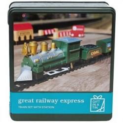 Gift In A Tin Big Railway