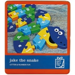 Gift In A Tin Big Snake