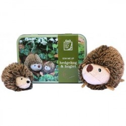 Gift In A Tin Hedgehogs