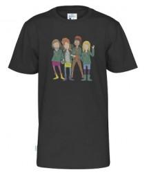 Gnisterne t-shirt De grønne pigespejdere