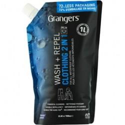 Granger's Clothing Wash + Repel, 1 ltr