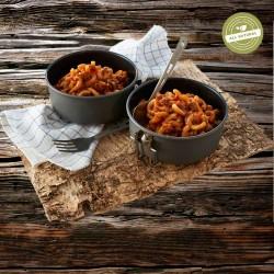 Gullash med pasta og oksekød 160 gram