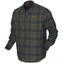 Härkila Metso Active Skjorte, Willow Green Check