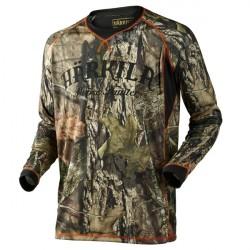 Härkila Moose Hunter L/S T-shirt M.O./Break-up Countr XL