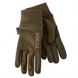 Härkila Power Liner Handske, Dark Olive