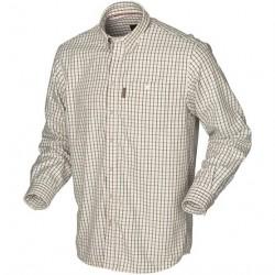 Härkila Stornoway Active Skjorte, Burgundy Check